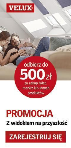 Velux odbierz do 500zl